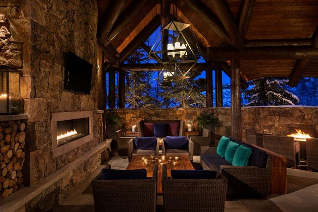 Relax And Unwind With The Finest Of Company In The Exclusive Cigar Lounge At The Ritz Carlton Bachelor Gulch Enjoy Resort Interior Ritz Carlton Luxury Hotel