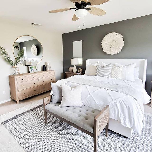 Pin By Anastasia D On Great Ideas Home Decor Bedroom Simple Bedroom Bedroom Interior Simple neutral bedroom ideas