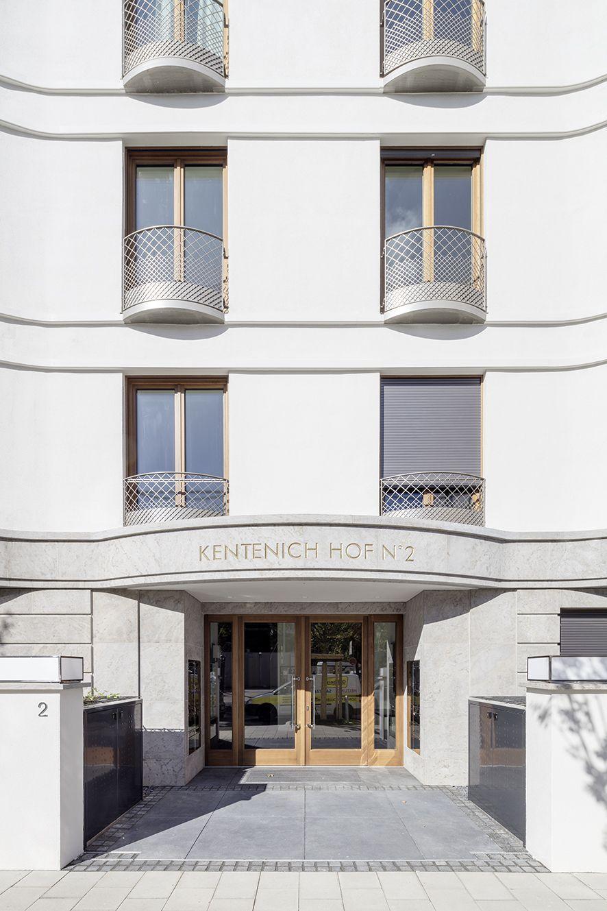 Luxusimmobilie Düsseldorf Kentenich Hof Ralf Schmitz