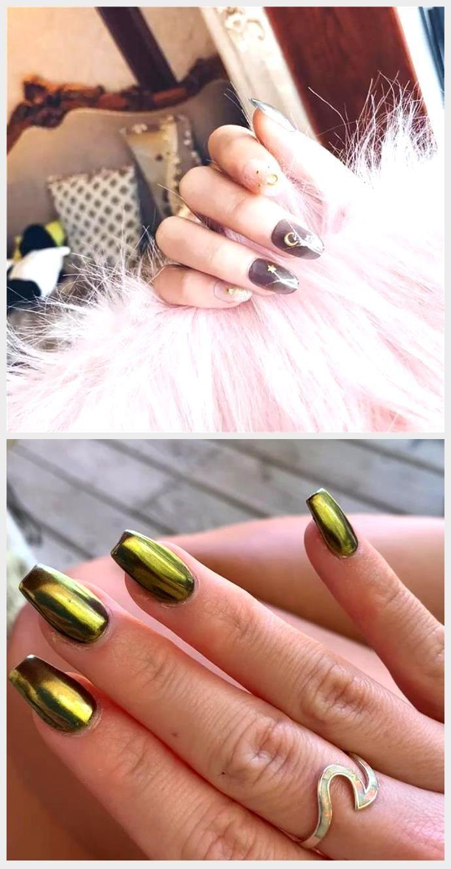 50pcs Shining Stars Golden Metal Slice Nail Art Decoration Sales Online 1 Nail Art Decorations Art Decoration Nail Art