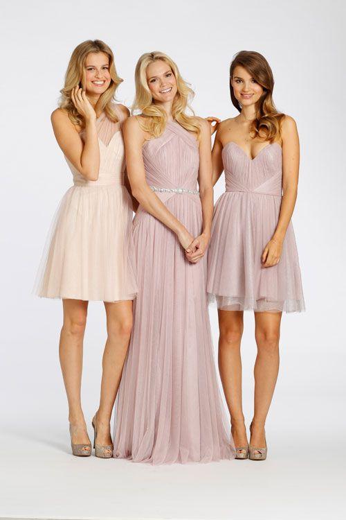 Jim Hjelm Occasions Bridesmaids Dresses