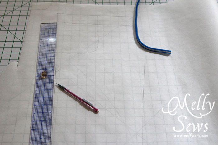 c79bb5550f Project  Draft a Pajama Pattern - Melly Sews