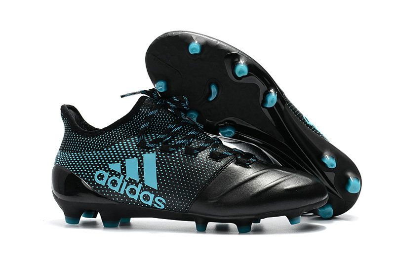 half off 61435 1a16d 2018 World Cup Men Adidas X 17 1 Leather FG Football Boots ...