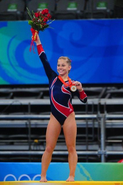 Retired Olympian Shawn Johnson On Life After Gymnastics Ivillage