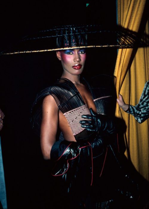 Amazing Style And Never At Lost Of Attitude Ms Diva Grace Jones Studio54 Pinterest Lost