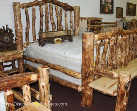 paul bunyan beds - Bing images | western decor | Pinterest | Paul ...