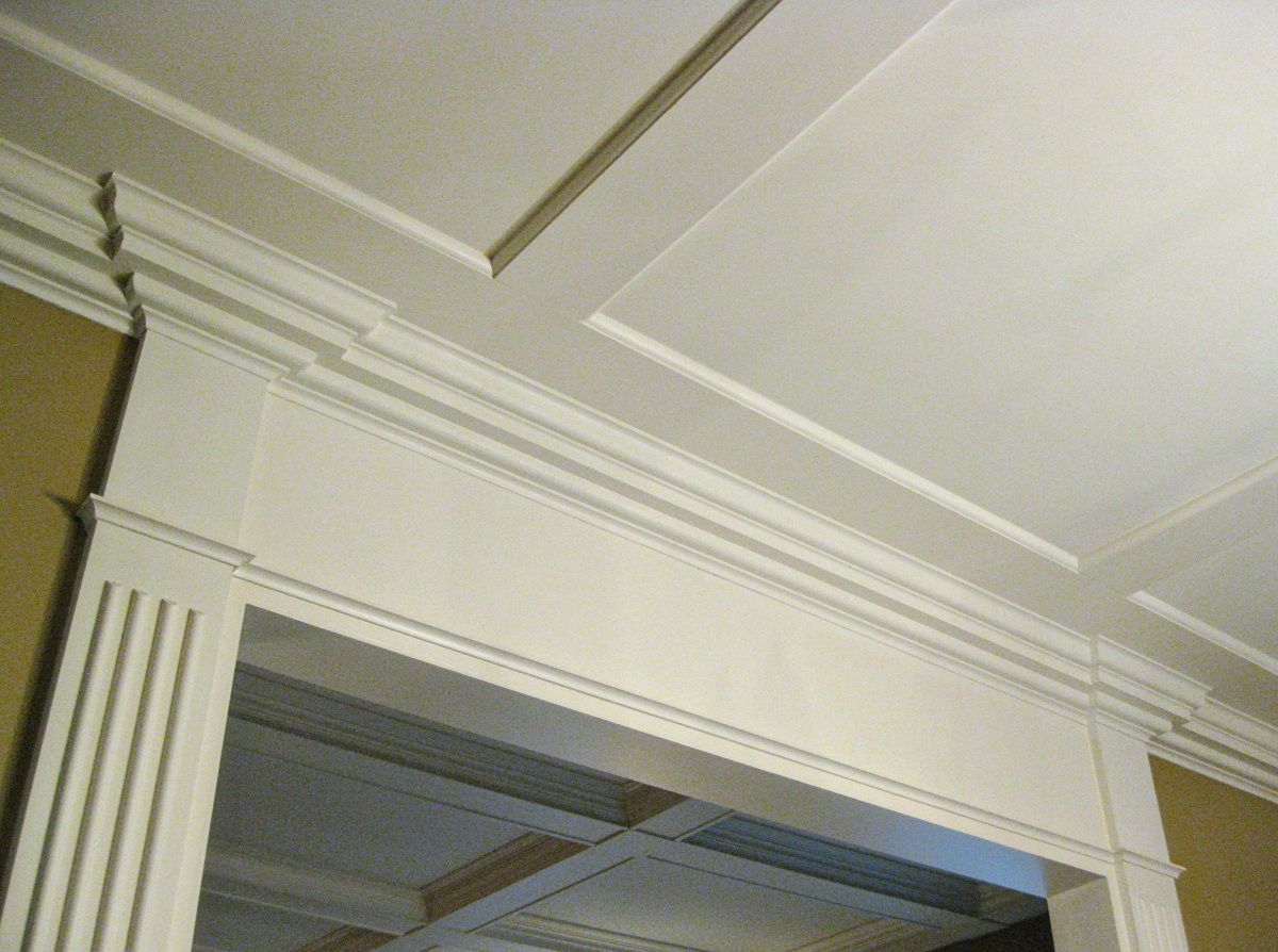 My Custom Crown Molding Project Is Finished With Images