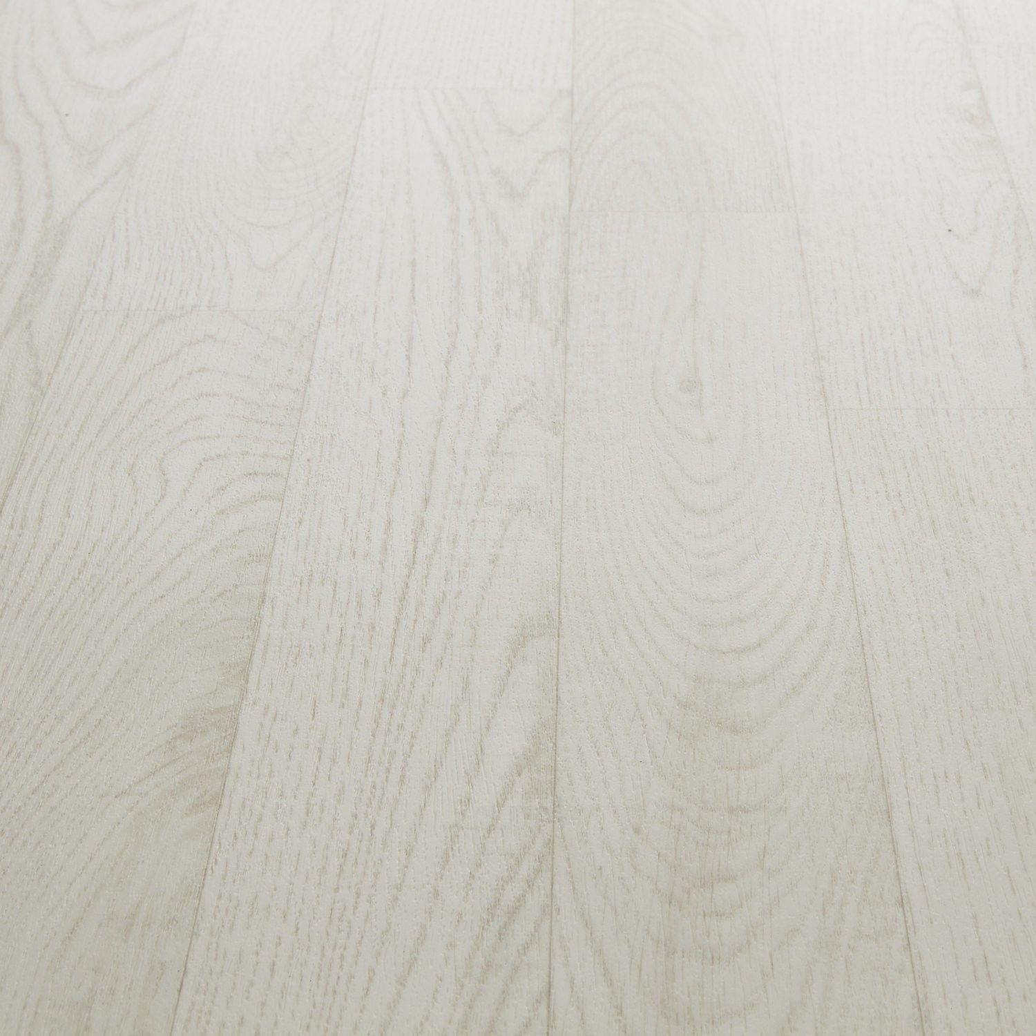 Bounce 207 noblesse white wood effect vinyl accessories for Lino flooring wood effect