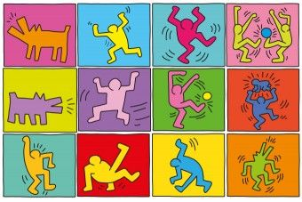 Keith Haring Pdf Artsartistphotography In 2019 Keith Haring