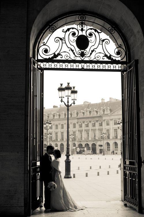 Photo by Juliane Berry - Paris elopement photographer