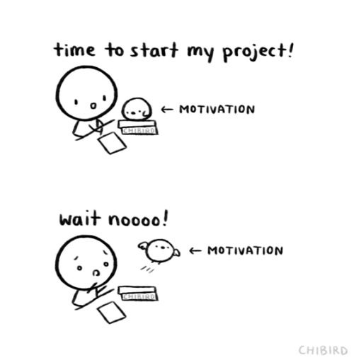Image result for motivation just start