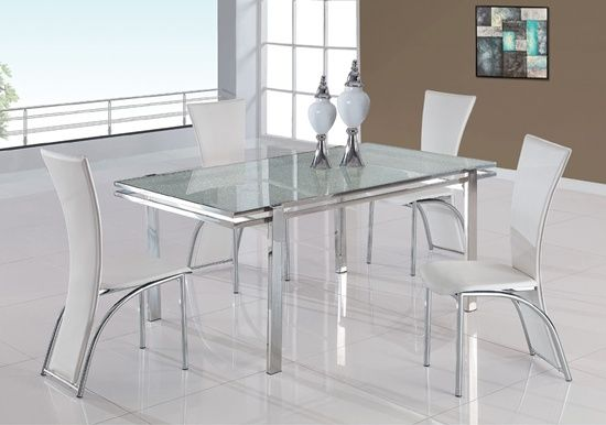 30 Dining Tables Made From Beautiful Glass Modern Glass Dining Table Glass Dining Table Designs Square Glass Dining Room Table Beautiful glass dining room tables