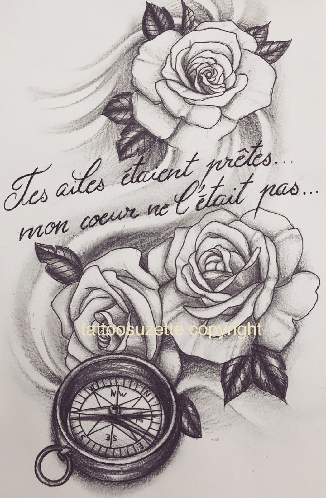 rose compass tattoo design clock pocketwatch clocktattoo tattooclock pocketwatchtattoo. Black Bedroom Furniture Sets. Home Design Ideas