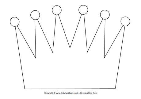Crown Template 2 Crown Template