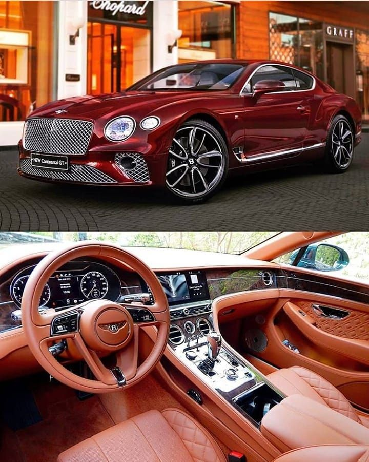 "Bentley Luxury Car Inside: Cars On Instagram: ""2019 Bentley"