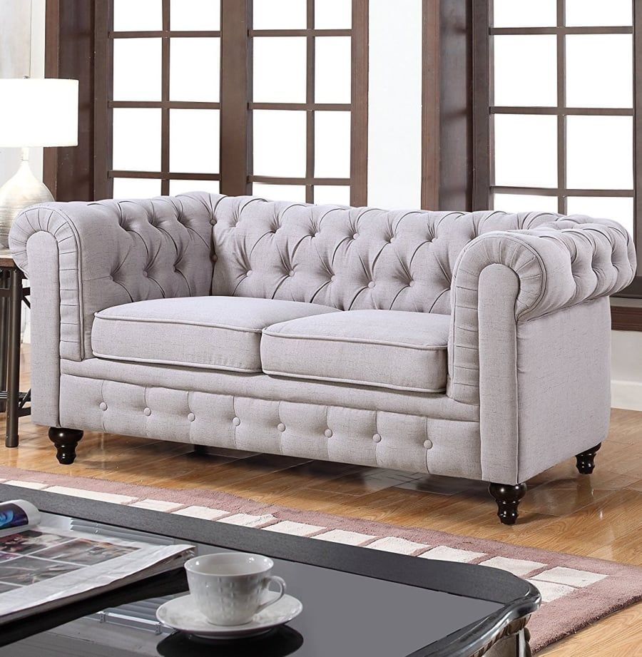 28 Pieces Of Furniture So Gorgeous They Should Get An Agent Chesterfield Style Sofa Fabric Chesterfield Sofa Furniture