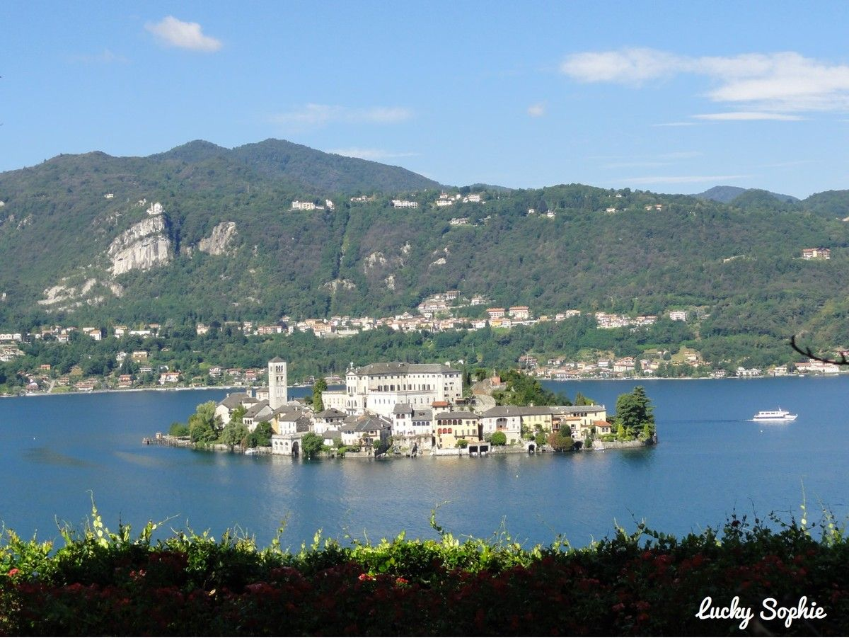 Les grands lacs italiens en famille - Lucky Sophie, blog maman à Lyon