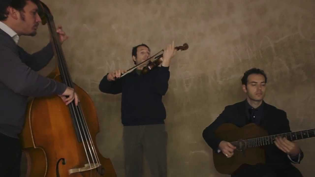 Super interpretation de Rares Morarescu Trio de Minor Swing (Django Reinhardt) !!!