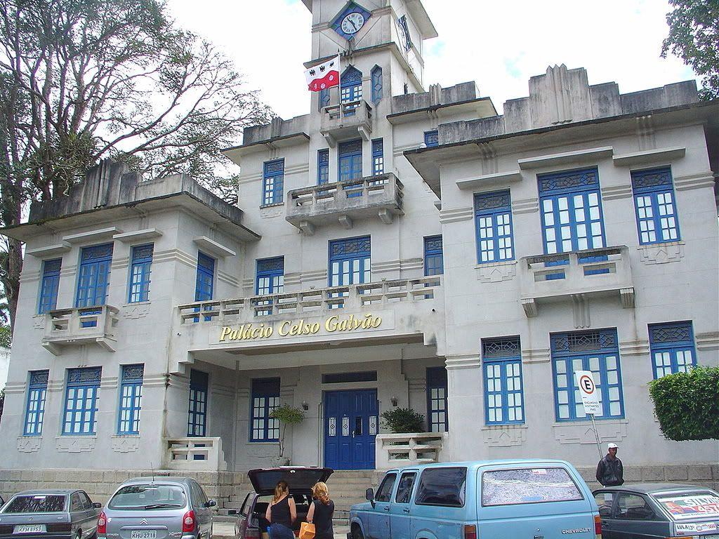 Prédio da Prefeitura de Garanhuns, bonito.