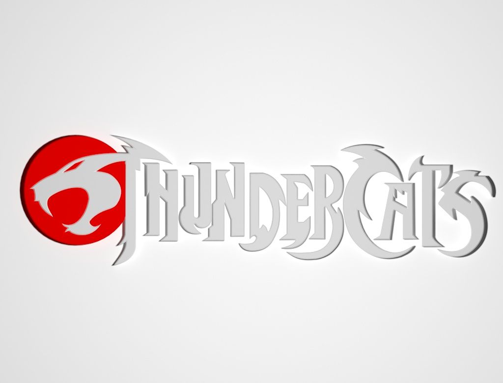 Logo 3D - Practica retro :P