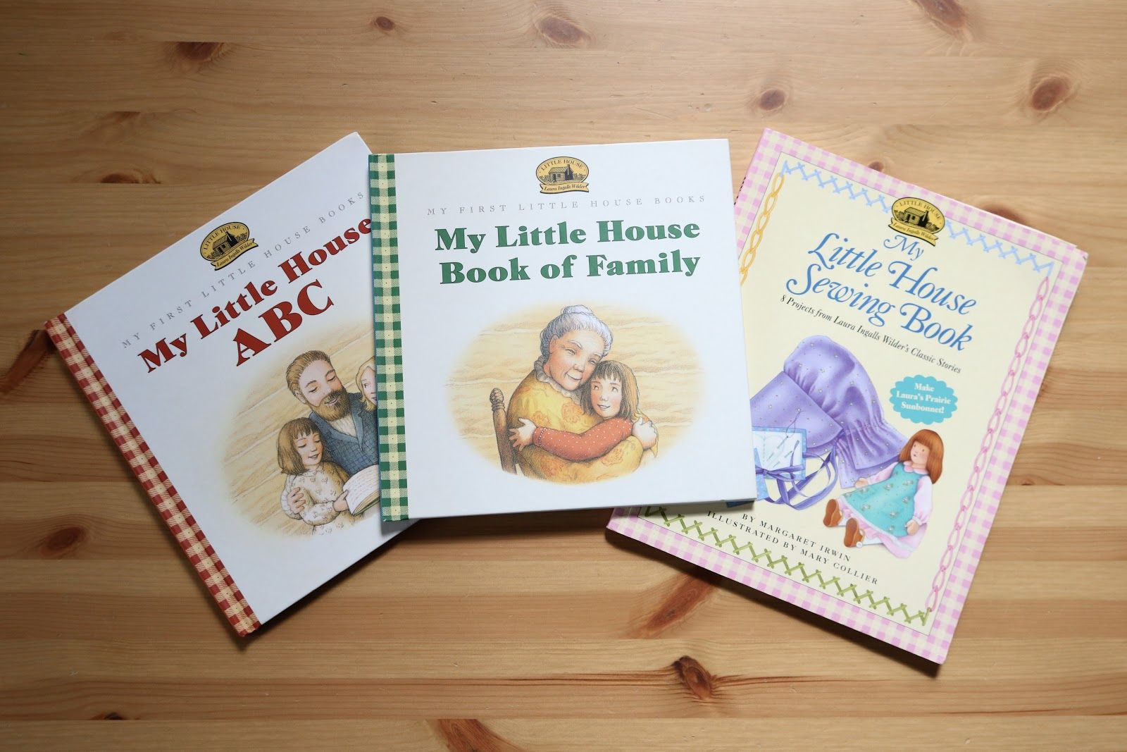 Learning With Little House Books Our Curriculum