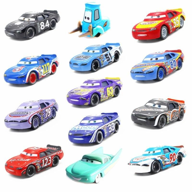 """New 2015 Card Combined Postage /""""Kabuto/"""" DISNEY CARS TOON DIECAST"""