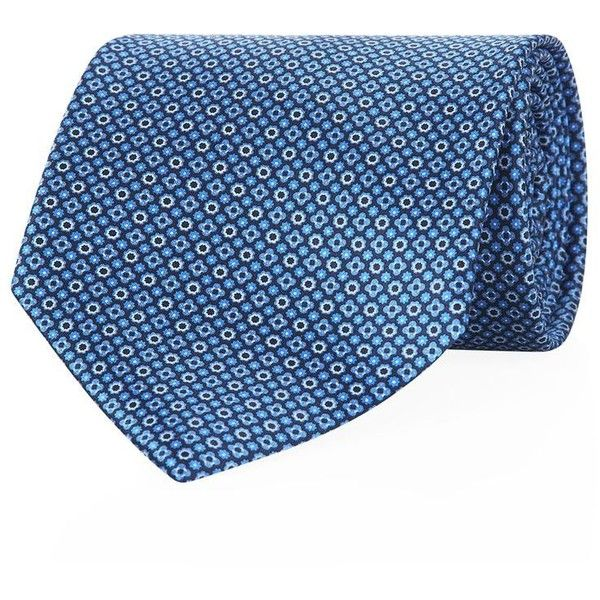 Stefano Ricci Ottoman Print Tie (€240) ❤ liked on Polyvore featuring mens, men's accessories, men's neckwear and ties