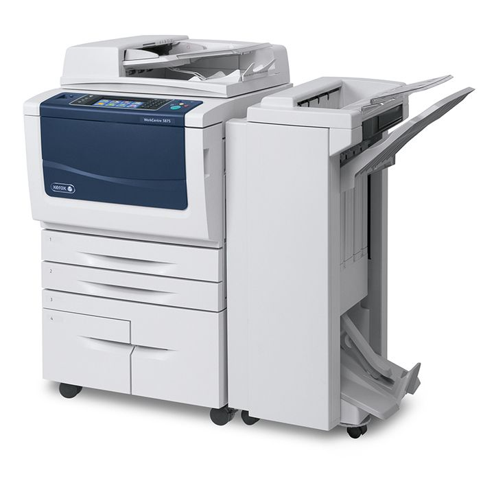 Monochrome Multifunction Printer Featuring The ConnectKey