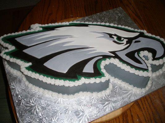 Happy Birthday Football Cake Austin