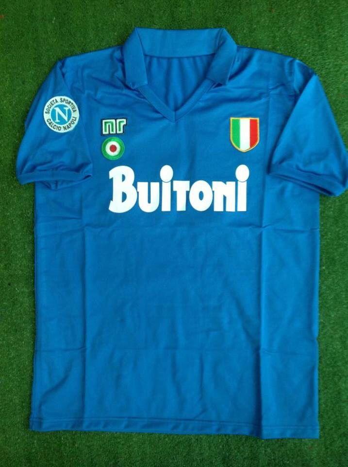 649bee314 Napoli Vintage Football