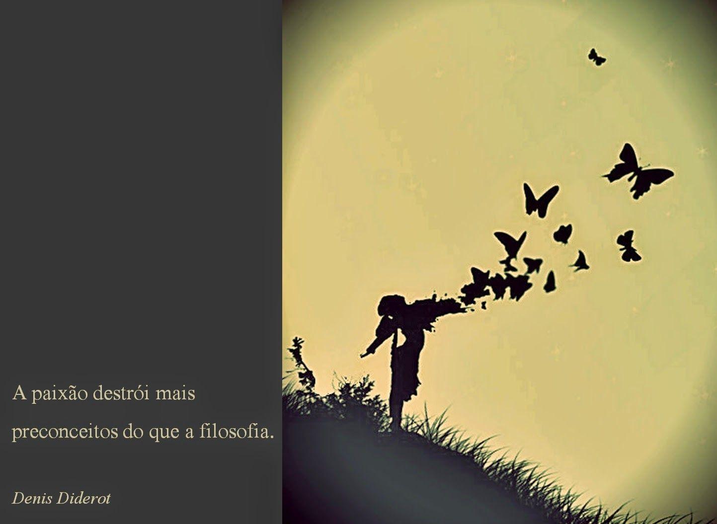 Meu Caro, Minha Cara...: Denis Diderot (Há uma razão para que não haja razão em tudo)