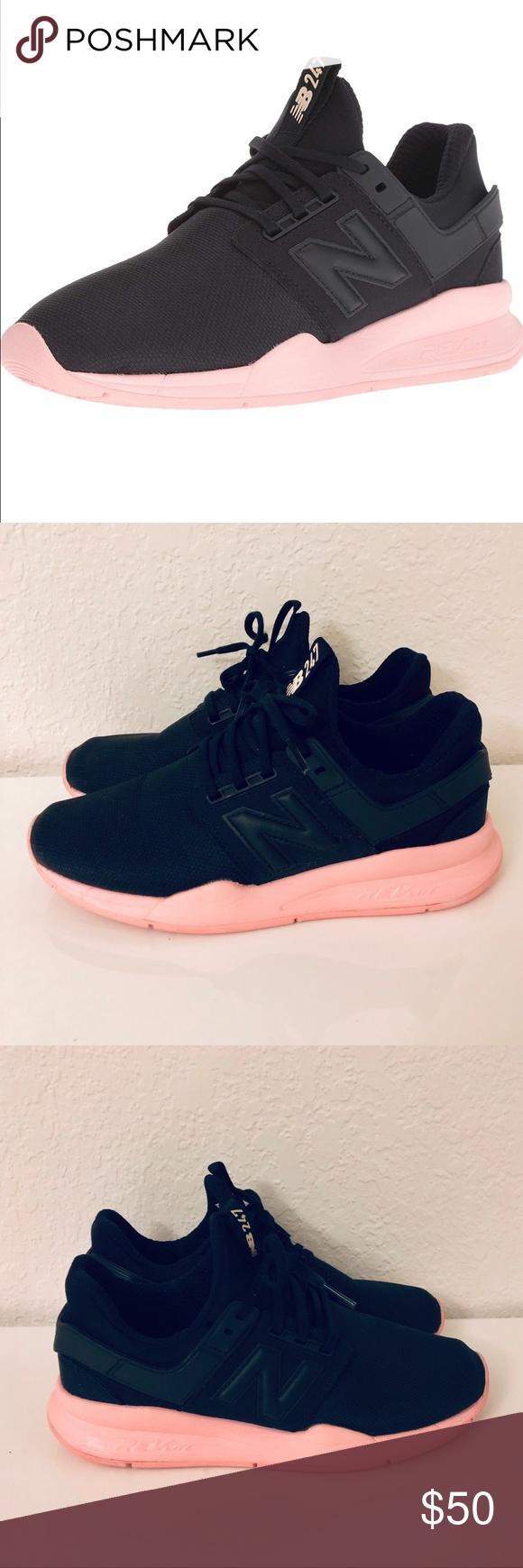 New Balance 247 v2 Sneaker Black