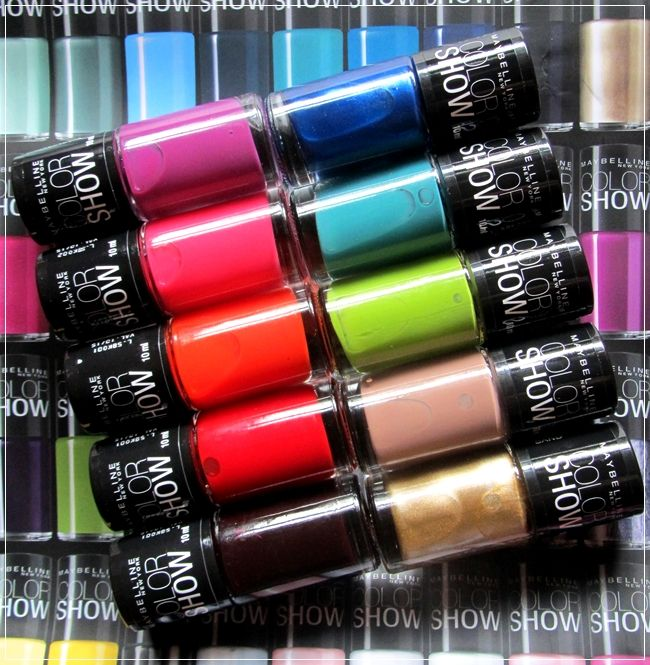 Esmaltes Maybelline NY Color Show | Nails | Pinterest | Esmalte ...