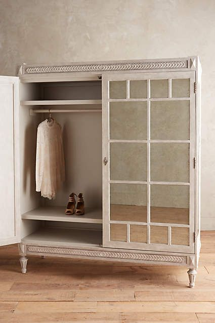 Mirelle Armoire Anthropologie Com Home Diy S