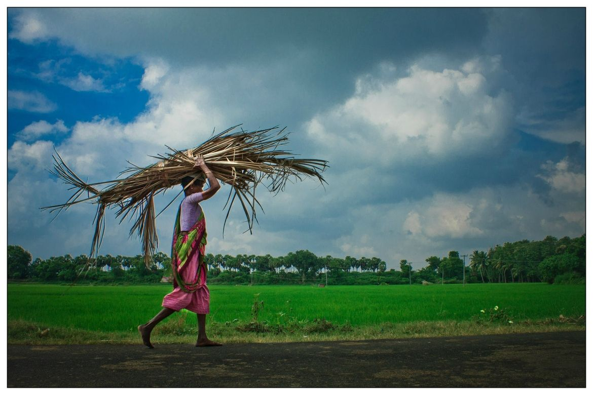 Colours Of Indian Village By Moustapha Photography On 500px Village Photography Indian Village Art Village
