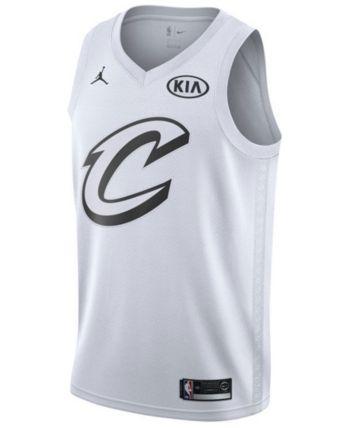 premium selection 4c688 6dc9d Nike Men's LeBron James Cleveland Cavaliers All-Star ...