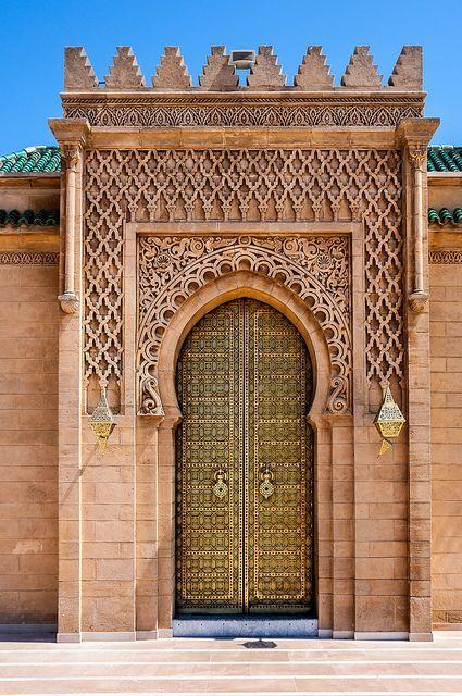 это хорошо фото арочных восточной архитектуры ворот скрывается непонятным