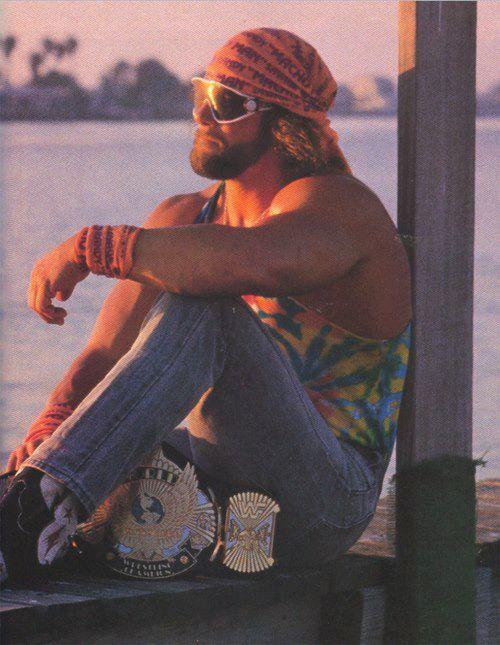 Macho Man Randy Savage Macho Man Slim Jims Macho Man Randy Savage