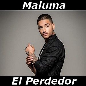 Maluma El Perdedor Music Pictures Music Thumbs Up