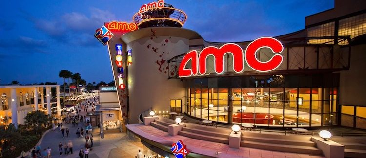 Amc Theatres Will Likely File For Bankruptcy According To Analyst Disney Springs Downtown Disney Walt Disney World