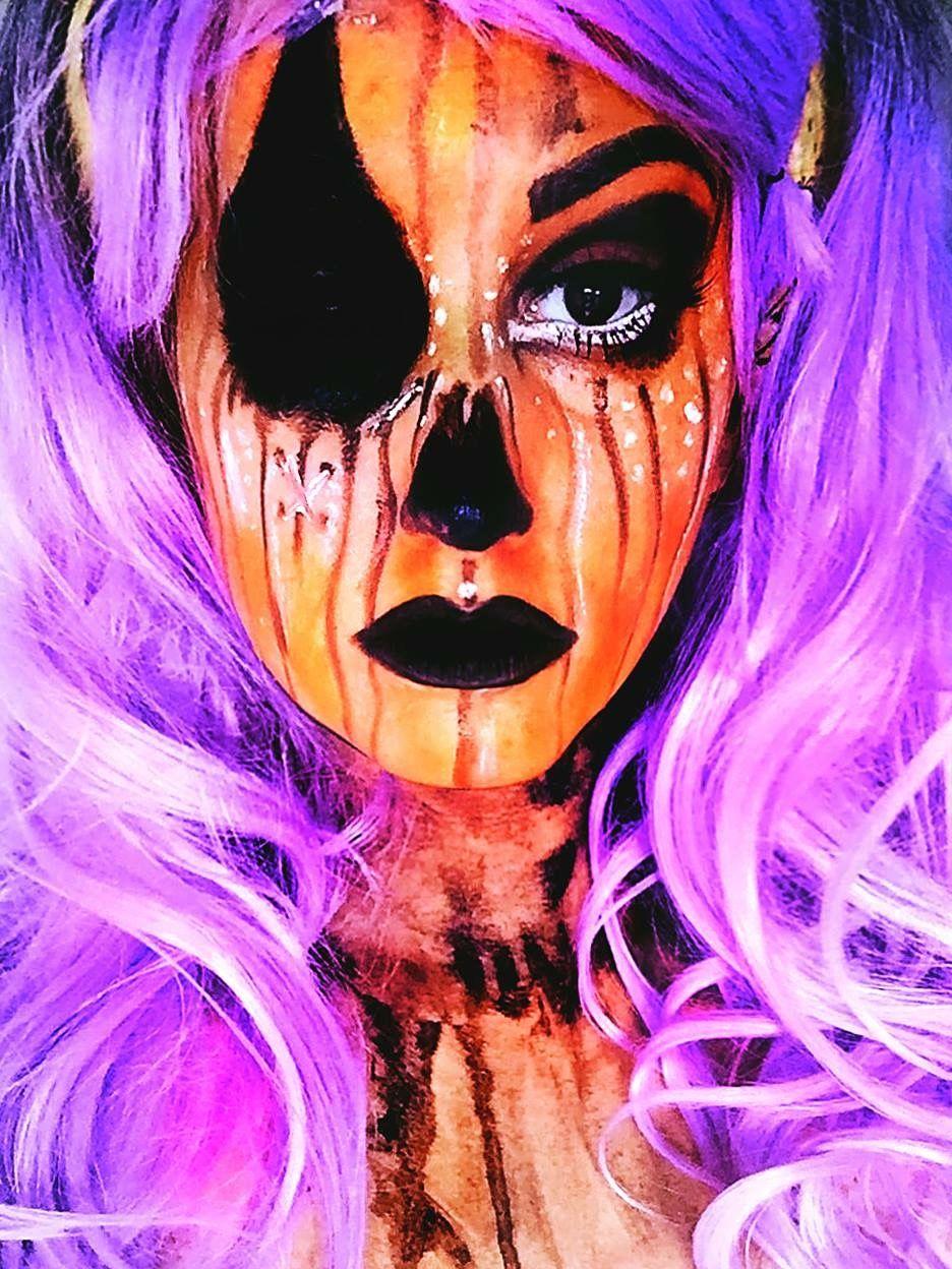 Halloween Makeup Halloween makeup, Diy halloween
