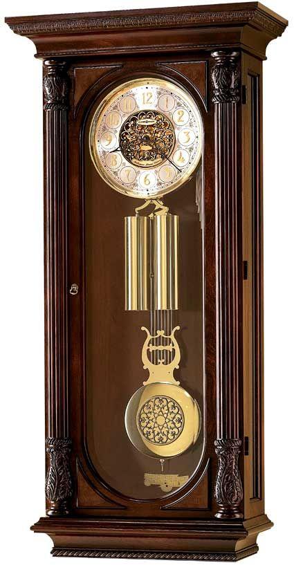Howard Miller Stevenson Ii 620 263 Weight Driven Wall Clock Wall Clock Clock Howard Miller Wall Clock