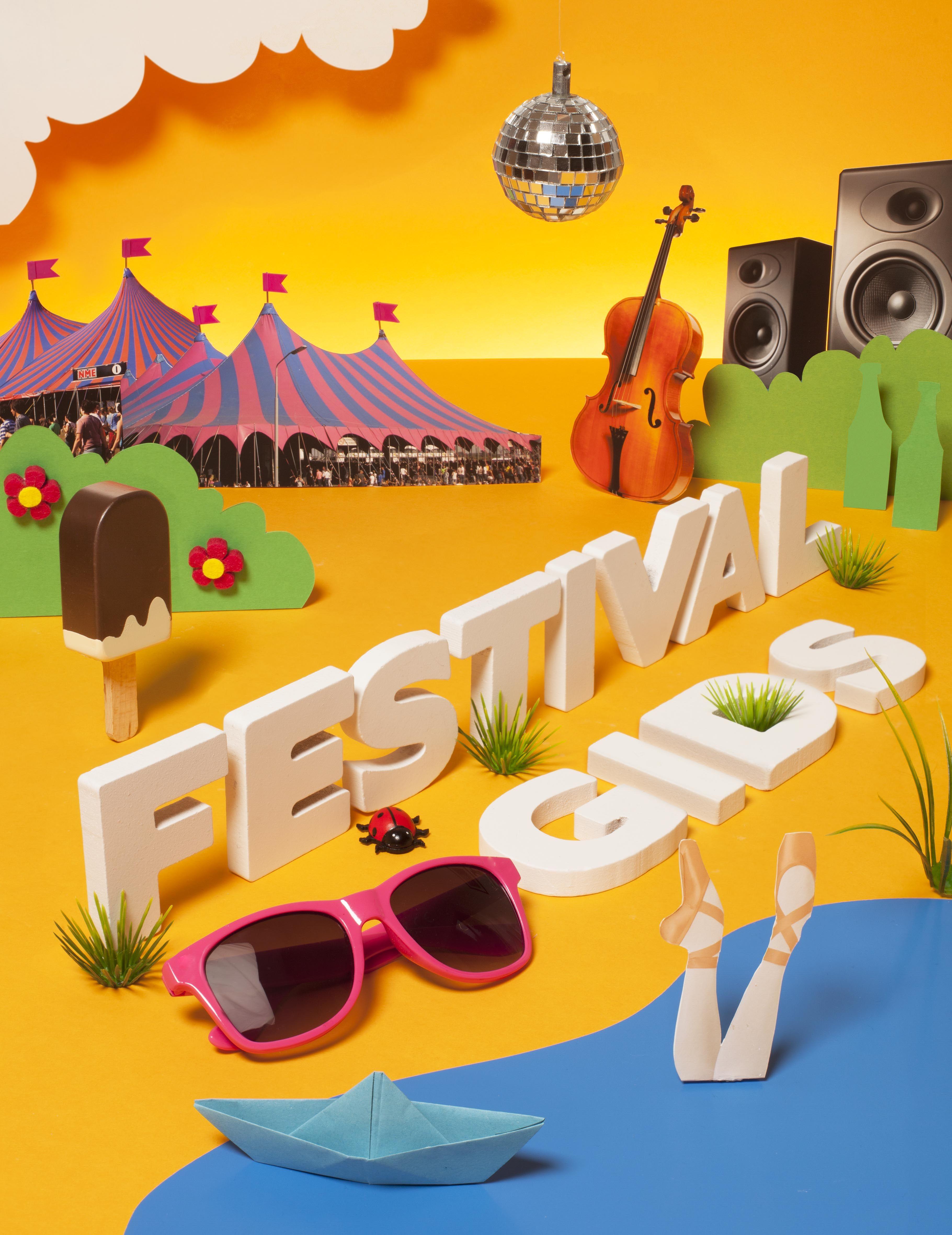 Festivalgids By Wendy Van Santen