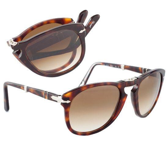 c3efca0a31f Persol 714 SM (Steve McQueen) Folding Sunglasses (52mm 24 56) - YouTube