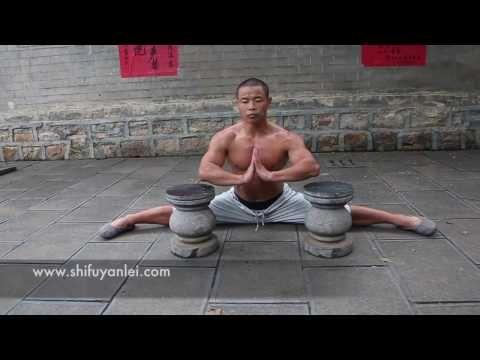 Shaolin Monk Internal Power External Strength Workout
