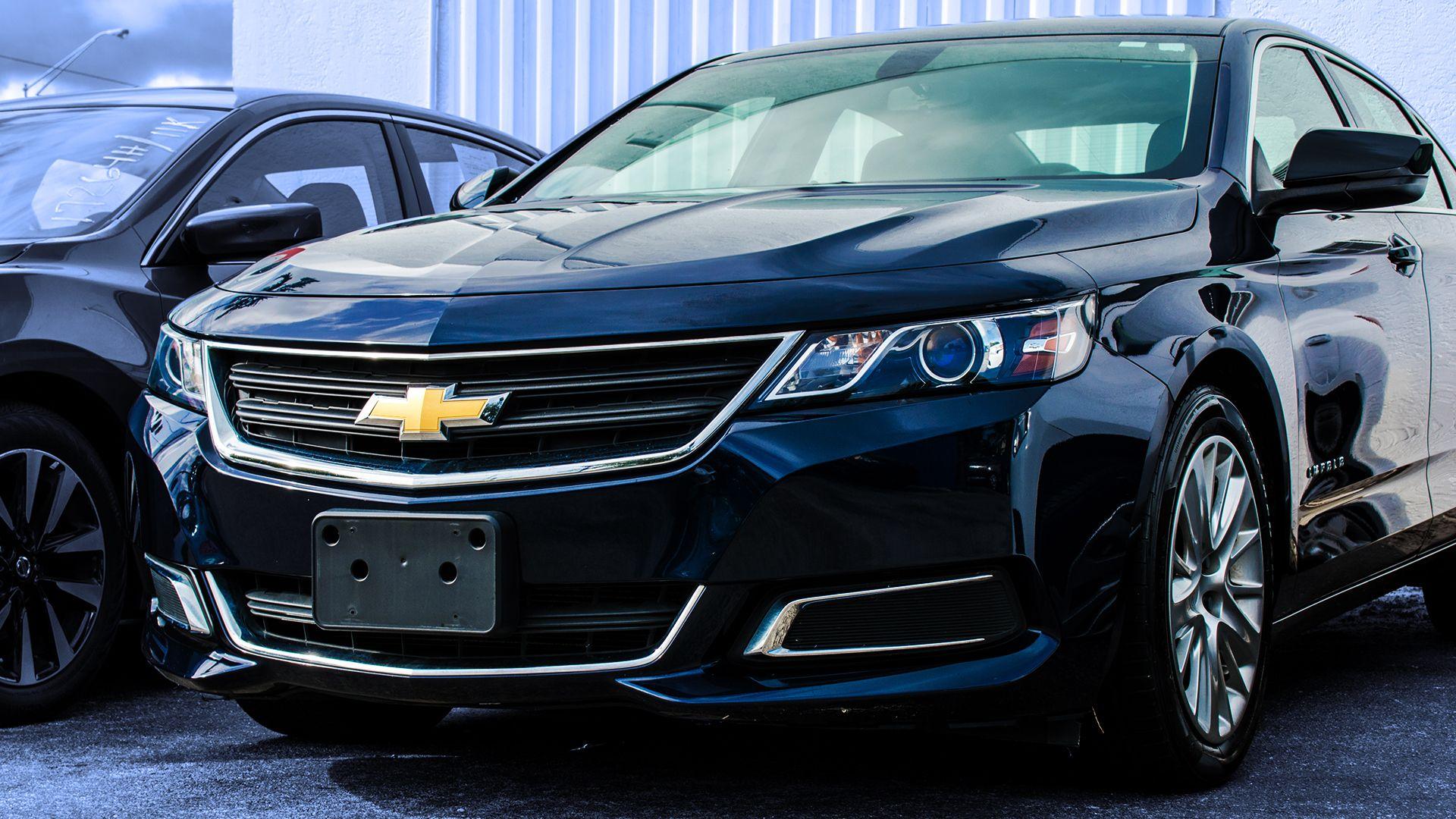 2017 Chevrolet Impala Lt Chevrolet Chevy Impala