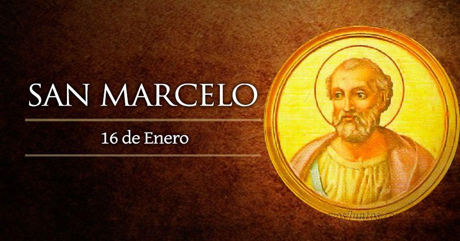 16 Enero. San Marcelo, patrono de los caballerangos y trabajadores de cuadras, protector de los caballos.