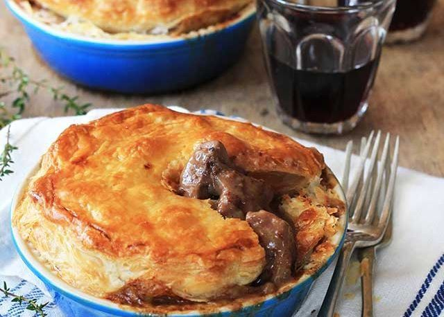 Steak and Kidney Pie recipe | Recipe | Food, Pie recipes ...