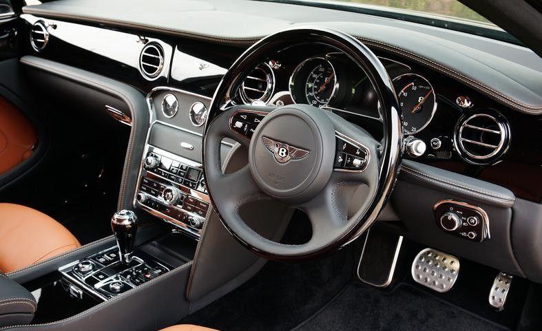 Bentley Mulsanne Interior In Black Cars Pinterest Bentley
