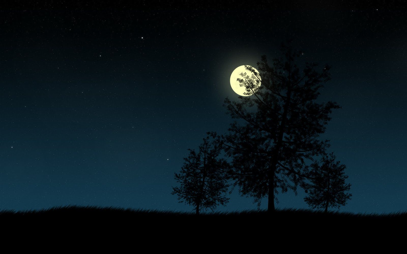 Dark Moon Wallpaper 1080p Hd Wallpaper Nature Wallpaper Beautiful Nature Dark Moon